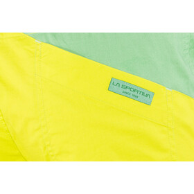La Sportiva Ramp Shorts Damen apple green/jade green